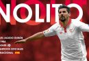 El futbolista Nolito firmara con el Sevilla por 3 temporadas