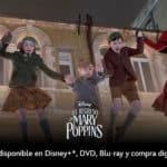 El regreso de Mary Poppins Disney+ 2018