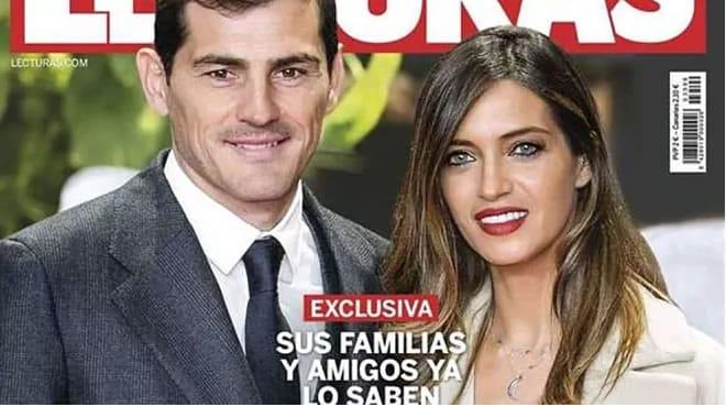 Iker Casillas y Sara Carbonero se separan ¿Por que y cuando?