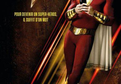 película Shazam, El superhéroe más gracioso!