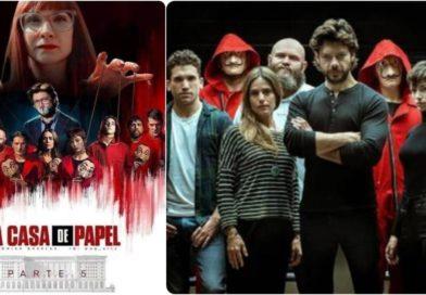 La Casa de Papel, Temporada 5 en Netflix